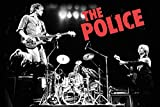 Close Up The Police Poster Live (91,5cm x 61cm)
