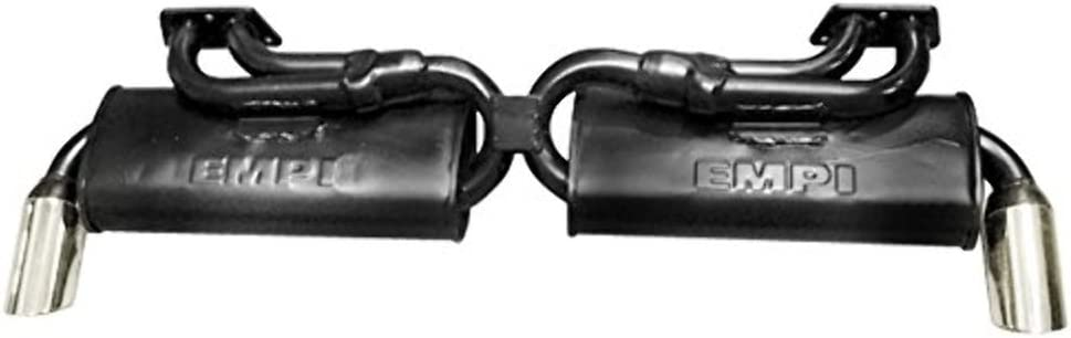 2 Tip Gt OFFer Exhaust For Type with 411 Special sale item Raw Engines Compatible