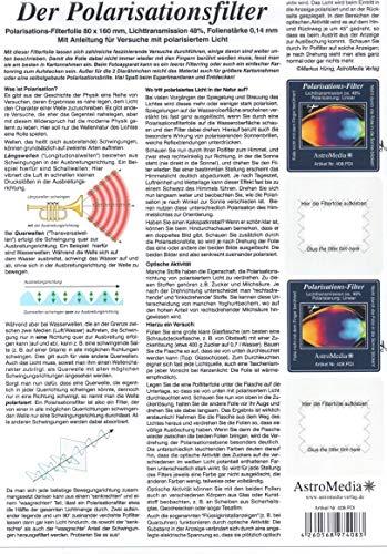 Astromedia Polarisationsfolie
