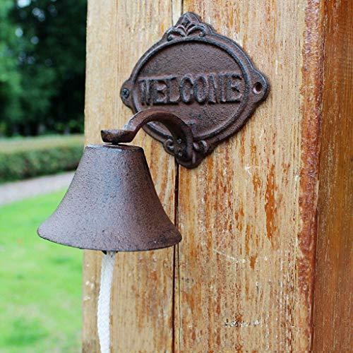 LRW Creative Vintage deurbel van smeedijzer
