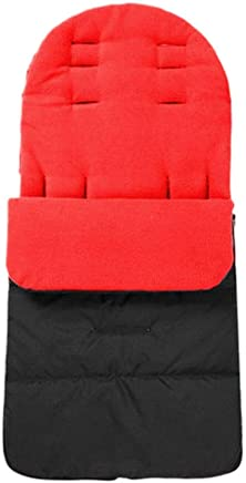 Amazon.es: sacos carrito bebe - Rojo