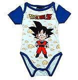 SC Goku Kinton - Recién Nacido - Ropa para Bebe (18-24)