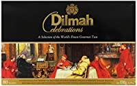 Dilmah Celebrations Collection Teas, 80-Count Gift Package by BUALMARKET