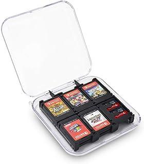 Nintendo Switch ゲームカードケーススイッチ カードケース 12plus2枚収納 薄型 防塵 Switch Switch Lite ゲームカード Micro SDカード 収納 YOSH 持ち運びに便利 透明 ニンテンドースイッチ カード ポケット 任天堂スイッチ