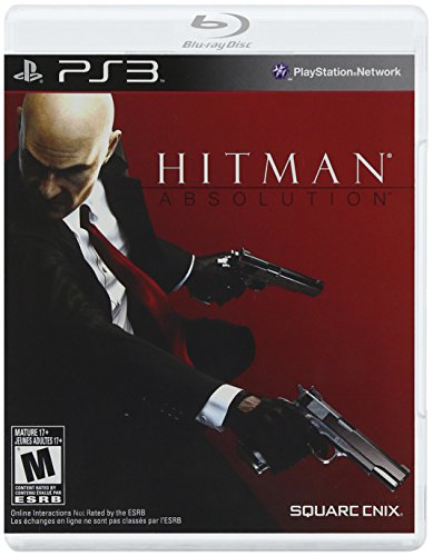 Hitman: Absolution - Playstation 3 by Square Enix