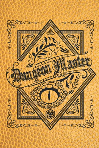 Dungeon Master Notebook: RPG Journal with Mixed Paper – Single Lined, Hex, Dotted and Graph– for Note Taking, Mapping, Quest/Story Tracking, Terrain Design and Plans