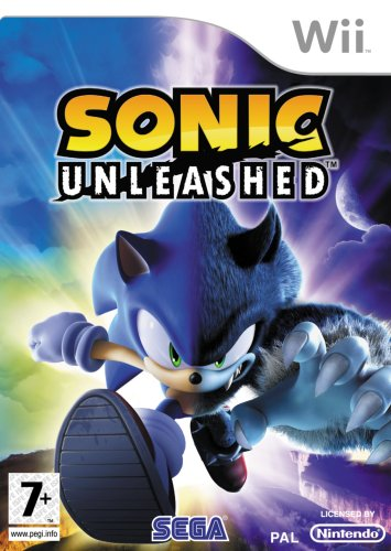 [Import Anglais]Sonic Unleashed Game Wii