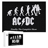 ACDC Finally, The Complete Show 300ピースのパズル木製パズル大人の贈り物子供の誕生日プレゼント