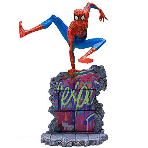 Iron Studios 1:10 Spider-Man Spider-Verse BDS Art Scale Statue
