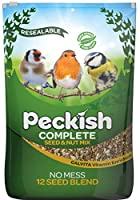A rich seed and nut mix which will bring more birds, colour and song to your garden This is a no mess mix meaning that the seeds have had their husks removed to prevent waste This mix contains calvita, a natural nutrient supplement containing calcium...