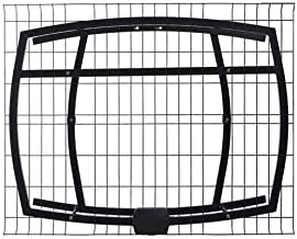 Antennas Direct ClearStream 5 High Gain VHF TV Antenna, 65+ Mile Range, Multi-directional, Indoor, Attic, Outdoor, All-weather Mounting Hardware, Adjustable Mast Clamp, 4K Ready, Black - C5