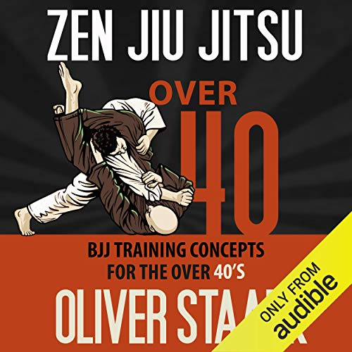 Zen Jiu Jitsu: Over 40 cover art