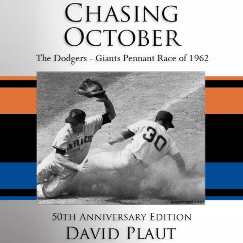 Chasing October audiobook cover art