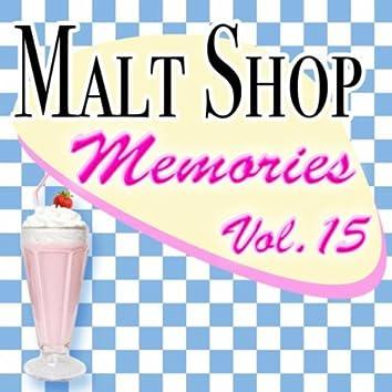 Malt Shop Memories Vol.15