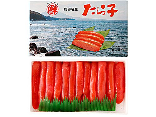 たらこ500g(北海道噴火湾産たら子)鹿部名産 タラコ(助惣鱈の卵 すけそうだら)低温熟成 食感際立つ逸品(北海道産鱈子 魚卵)