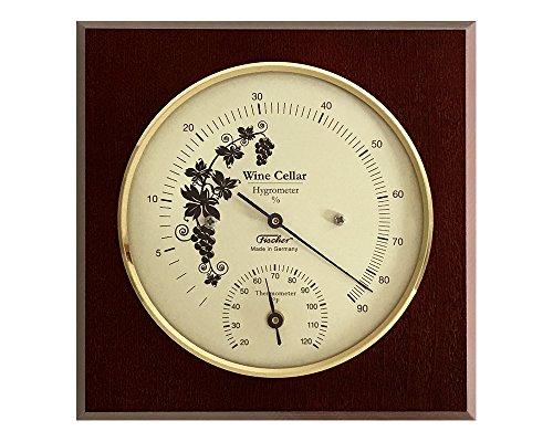 termómetro para vino fabricante Fischer Germany
