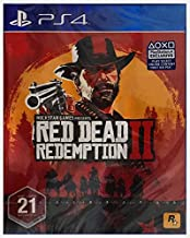 Red Dead Redemption 2 for PS4 (2 Discs Sealed)