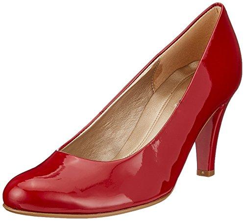 Gabor Shoes Damen Basic Pumps, Rot (Cherry), 35.5 EU