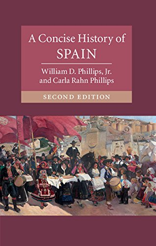 A Concise History of Spain (Cambridge Concise Histories) (English Edition)