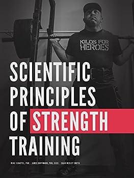 Paperback Scientific Principles of Strength Training Book