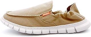 BABAYA Men's Slip-On Walking Loafers Casual Comfort Fashion Go Walk Lightweight Shoes