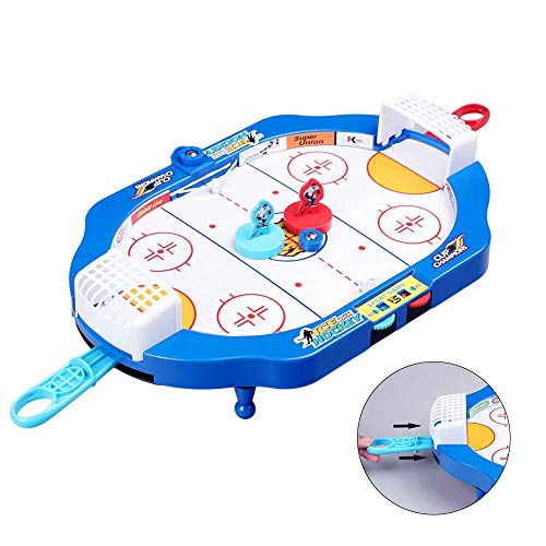 Mini Tabletop Pucks Airhockey Speltafel Air Hockey Speelgoed Voor Family Ontspanning En Vermaak Parent Child Interactive