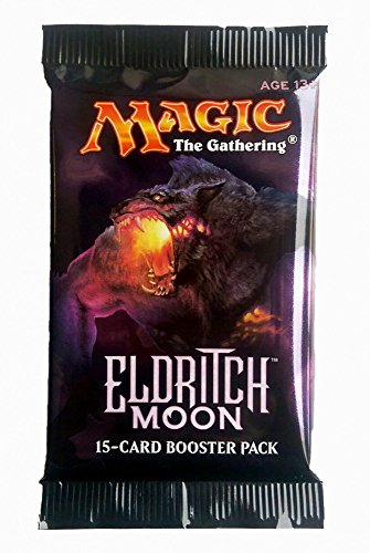 Magic The Gathering 14003-S Magische Karte Eldritch Moon Booster, Packung