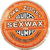 Sex Wax Sexwax Quick Humps Surf Surfing Wax Cool Water Temperature