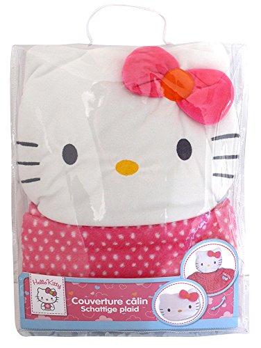 Jemini - 022878 - Hello Kitty - Baby Tonic - Couverture Câlin