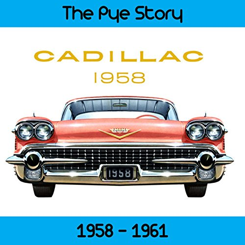 The Pye Story 1958-61 Medley: Come on, Let's Go / Ghost Satellite / Tell Him No / Shakin' and Stompin' / Jamaica Farewell / See You in September / Chilly Winds Don't Blow / Angel Face / Sleepwalk / A Lover's Prayer / Uh! Oh! Part 1 / Forever / Down by The