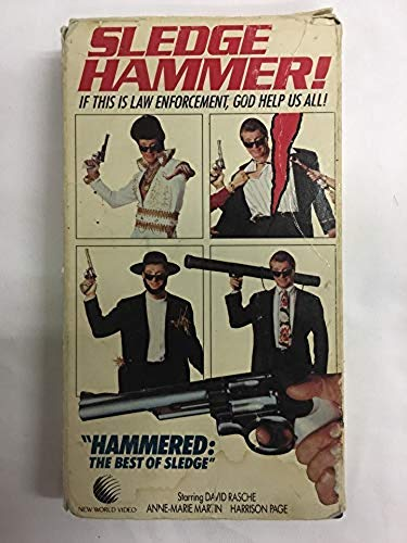 Sledge Hammer! Hammered: The Best of Sledge [VHS]