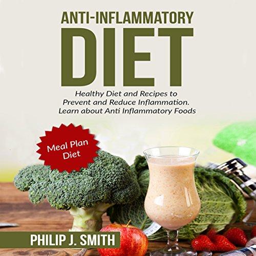 Couverture de Anti-Inflammatory Diet