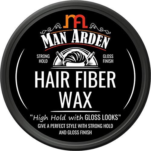 Man Arden Hair Fiber Wax - Strong Hold With Gloss Finish, 50 g (MNARDN300)
