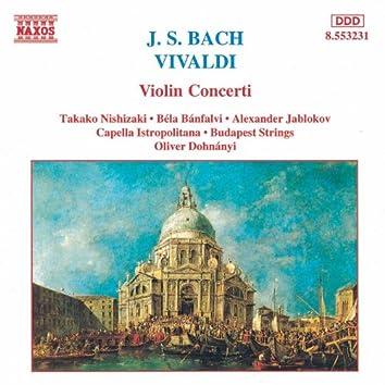 BACH, J.S. / VIVALDI: Violin Concertos