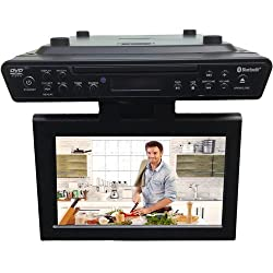 Top 5 Best small TV for kitchen and bathroom ( Updated for ...