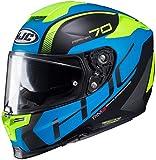 HJC RPHA-70 ST Vias Motorcycle Helmet Blue XL