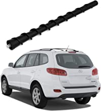 """ZHParty 7"""" Antenna Mast Perfect Replacement for 2007-2012 Hyundai Santa FE,Tucson,Veracruz,Accent - Replaces OEM # 96263-2E220"""
