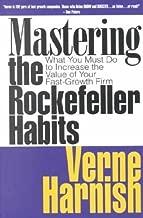 Mastering the Rockefeller Habits **ISBN: 9781590790151**