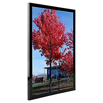 Medog 11x14 Picture Frames Black Diploma Frame without Mat to Display Pictures 11 by 14 Inch 8x10 9x11 8x10 with Mat not include  Wall Mounting Document Certificate Frames  P1G 1P BA