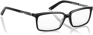 Gunnar Haus Onyx/Amber 高级电脑眼镜,轻质结构HAU-00103