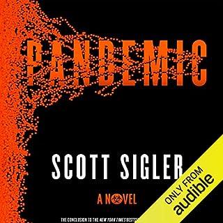 Pandemic cover art