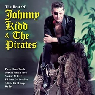 Very Best of by Johnny Kidd & The Pirates (2008-07-08)