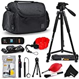 Deluxe Accessories Bundle Kit for Canon PowerShot G9 X Mark II, G7 X Mark III, G5 X Mark II, SX730 HS, SX620 HS, SX540 HS, SX530 HS, SX420 IS, G5 X, G7 X II, G9 X, G3 X, SX710, SX610 Digital Cameras
