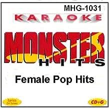 Monster Hits Karaoke #1031 - Female Pop Hits