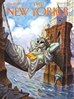 New York Puzzle Company - New Yorker Liberty - 500ピースジグソーパズル