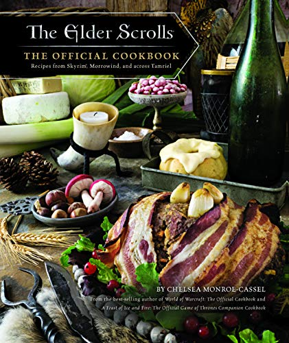The Elder Scrolls. The Official Cookbook