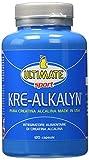 Ultimate Italia - Kre-Alkalyn - Carica i muscoli con la creatina made in USA - 120 capsule