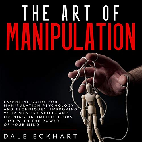 The Art of Manipulation  By  cover art