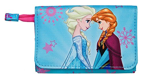 Undercover Geldbörse, Disney Frozen, Circa 8 x 12 x 2 Münzbörse, 12 cm, Pink