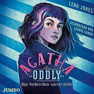 Das Verbrechen wartet nicht     Agatha Oddly 1              Autor:                                                                                                                                 Lena Jones                               Sprecher:                                                                                                                                 Leonie Landa                      Spieldauer: 4 Std. und 1 Min.     6 Bewertungen     Gesamt 4,8